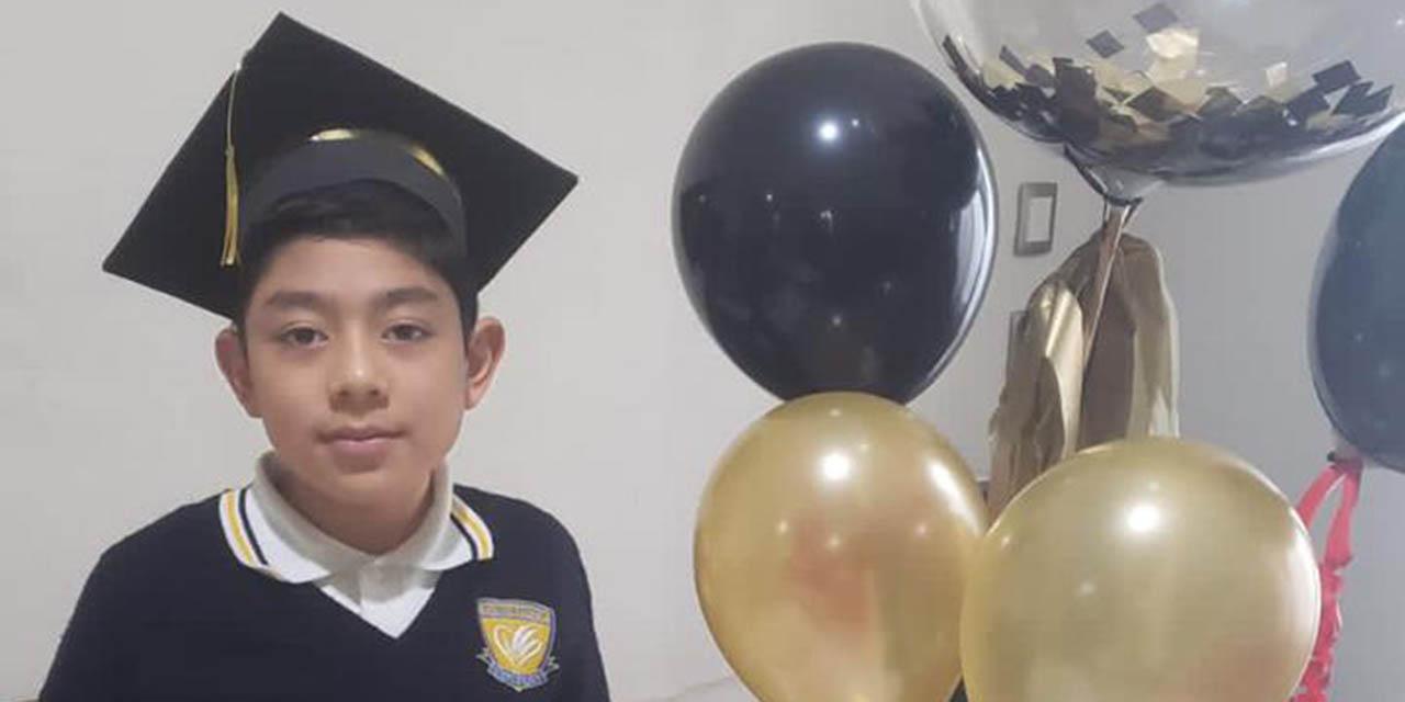 Luis Eduardo culmina la primaria   El Imparcial de Oaxaca