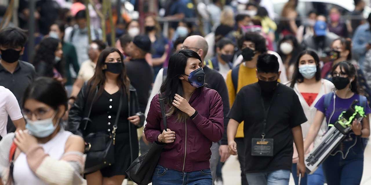 Confirma OPS tercera ola de Covid-19 en México   El Imparcial de Oaxaca