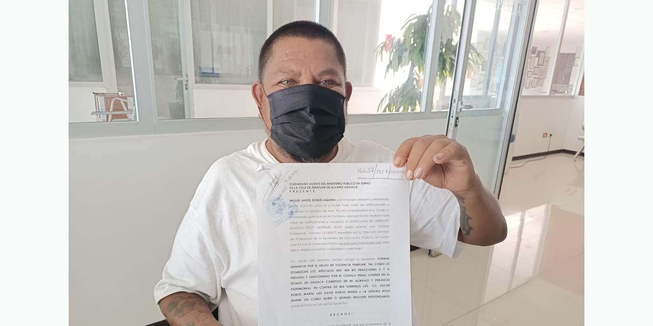 Desmienten que AEI haya agredido a vecino | El Imparcial de Oaxaca