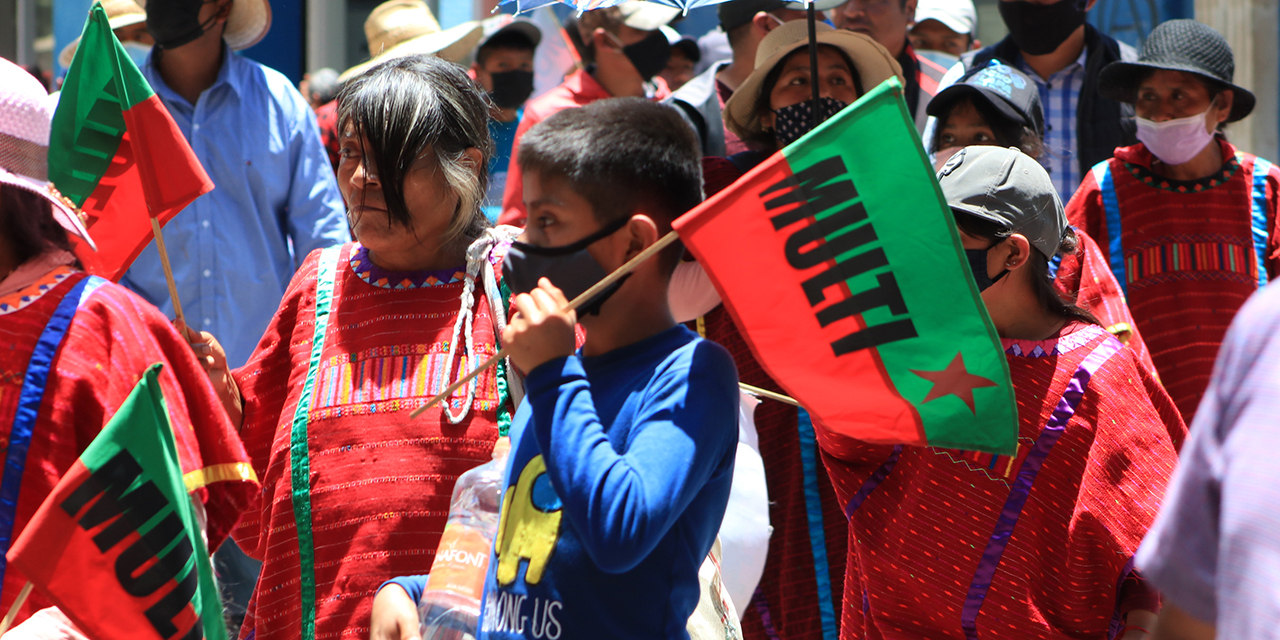 Inicia el retorno de desplazados del MULTI   El Imparcial de Oaxaca
