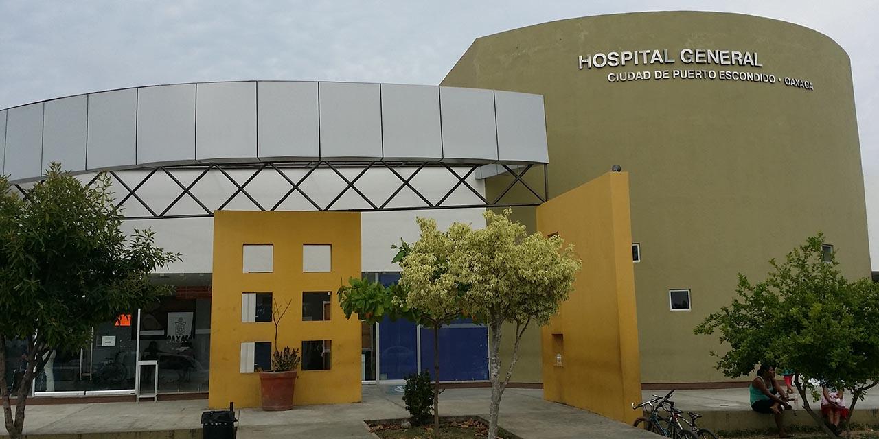 Aumentan casos de Covid-19 entre el personal del hospital de Puerto Escondido | El Imparcial de Oaxaca