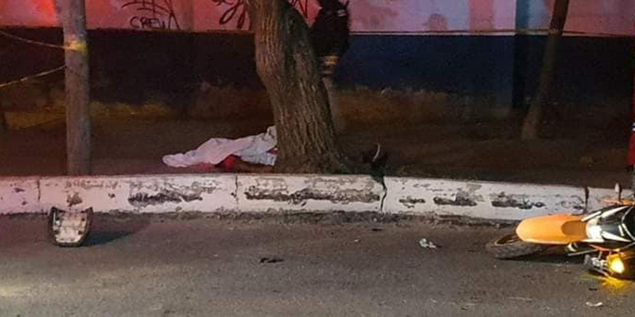 Motociclista muere en trágico accidente en Bahías de Huatulco   El Imparcial de Oaxaca
