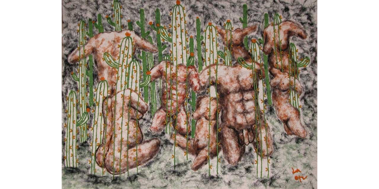 Artistas muestran el arte en tiempos de cuarentena   El Imparcial de Oaxaca