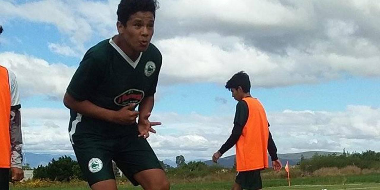 Oaxaqueño se probará ante entrenadores de Rayados   El Imparcial de Oaxaca