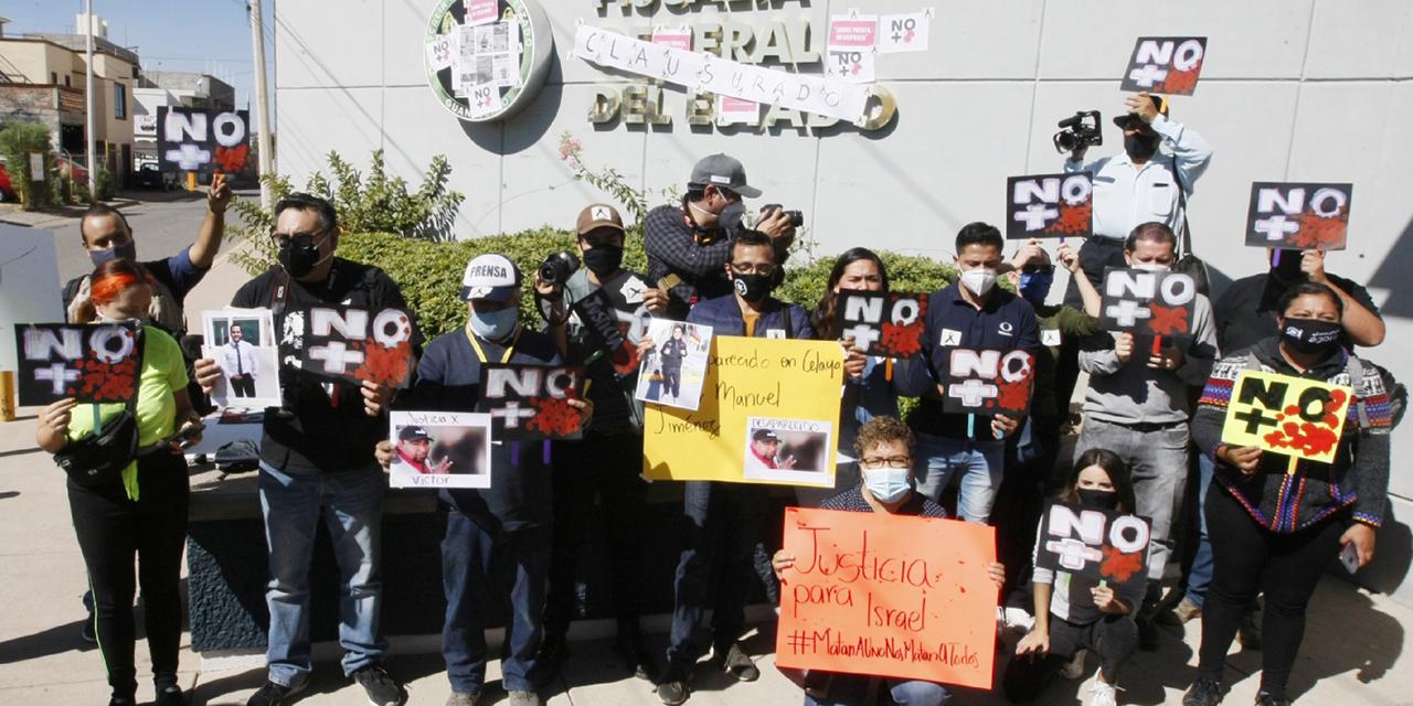 Con 4T, asesinan a 68 activistas y 43 periodistas | El Imparcial de Oaxaca