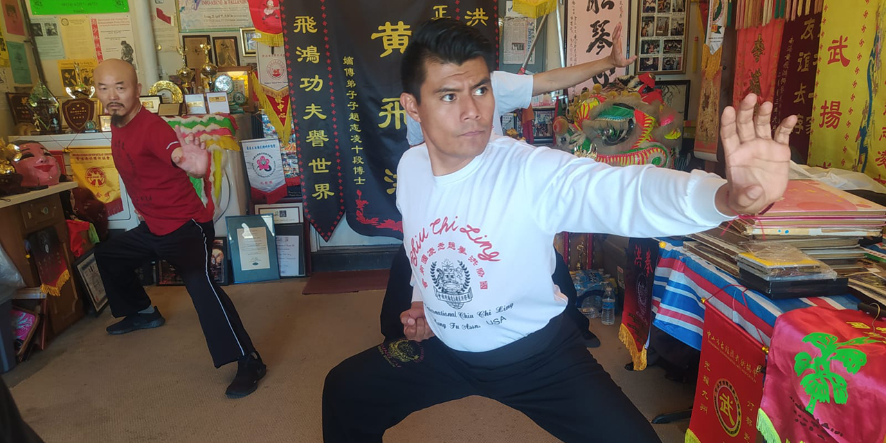 José Jaime, continúa purificando su kungfu   El Imparcial de Oaxaca