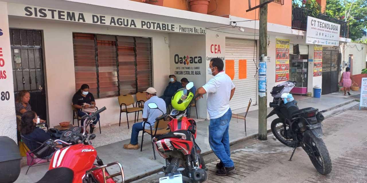 Cumplió diez días paro en la CEA de Pinotepa | El Imparcial de Oaxaca