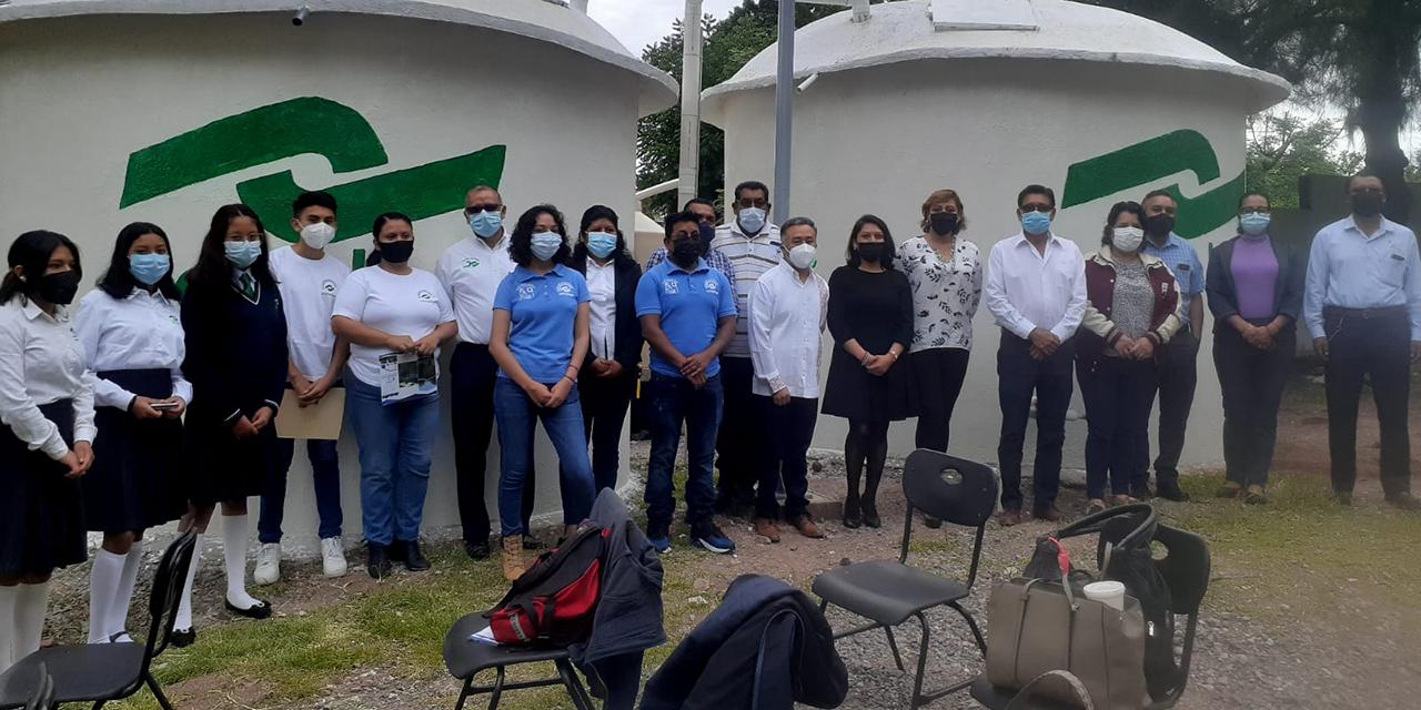 Arranca proyecto de captación pluvial para la región Mixteca   El Imparcial de Oaxaca