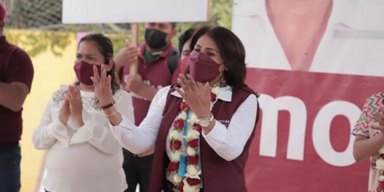 Tania López, de Morena, gobernará Xoxocotlán: TEEO   El Imparcial de Oaxaca