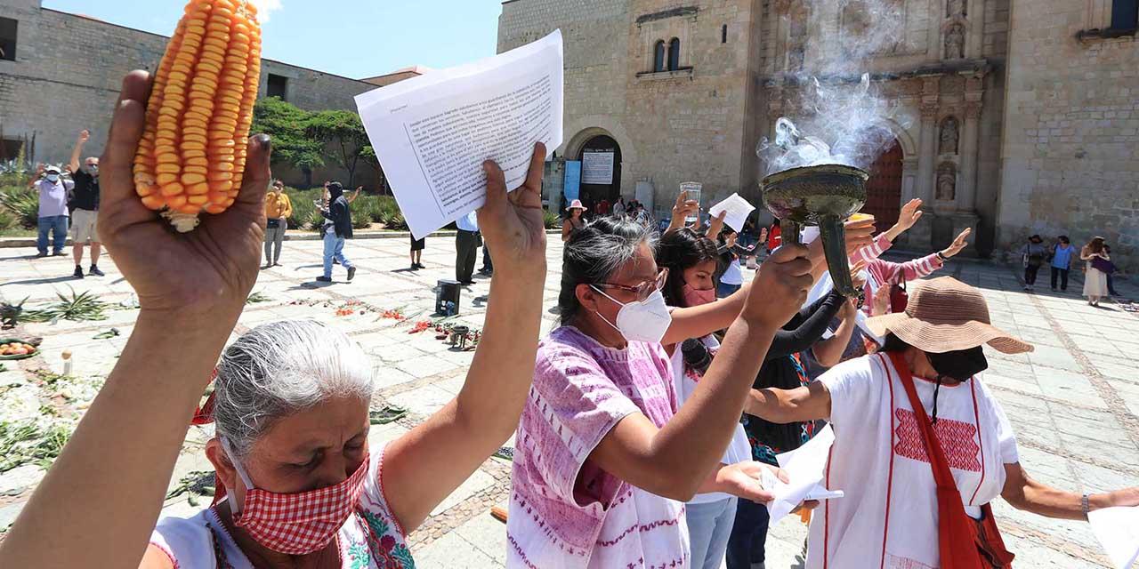 Con defensa del maíz buscan recuperar el significado de Guelaguetza   El Imparcial de Oaxaca