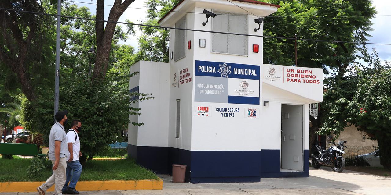 Módulos de vigilancia: rehabilitado solo el 40 %   El Imparcial de Oaxaca