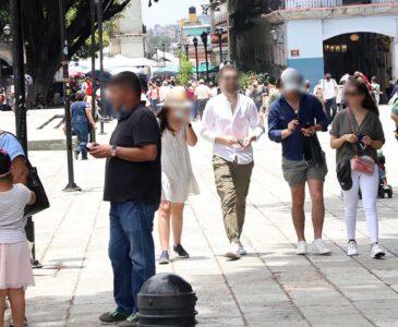 Oaxaca a semáforo naranja; reportan 357 contagios en un día