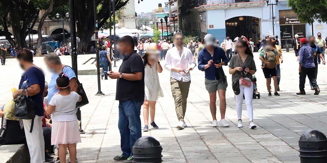 Oaxaca a semáforo naranja; reportan 357 contagios en un día | El Imparcial de Oaxaca