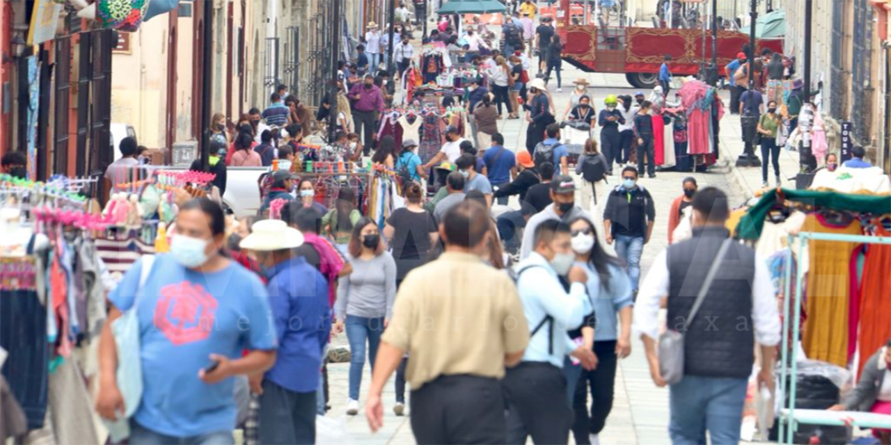 Oaxaca registra un incremento de 10 veces más en casos positivos de Covid-19 | El Imparcial de Oaxaca