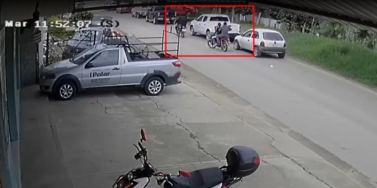 Filtran video del ataque armado que sufrió el director de la AEI | El Imparcial de Oaxaca