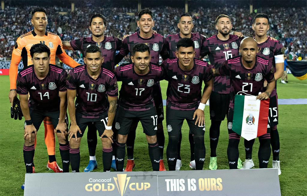 La Selección Mexicana: considerada la más exitosa en la Copa Oro   El Imparcial de Oaxaca