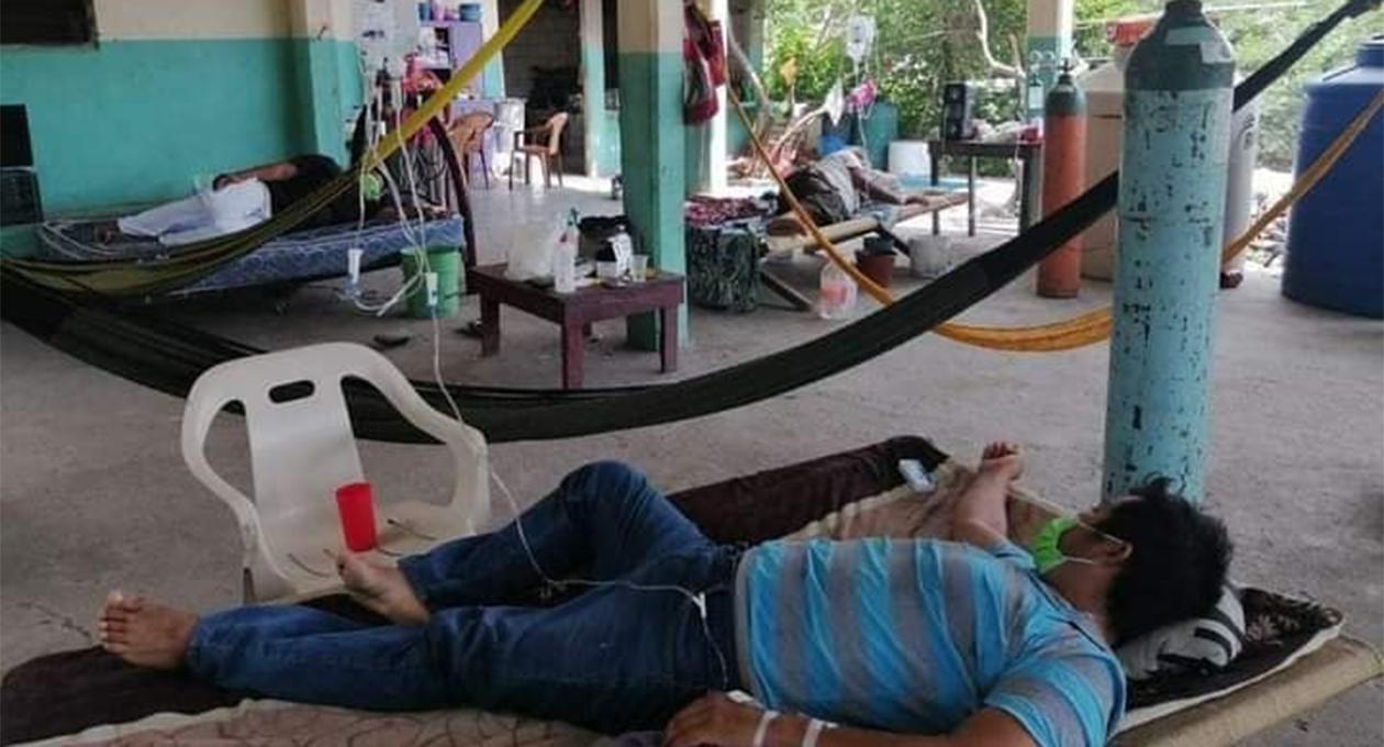 En Tequisistlán la crisis por Covid-19 los sobrepasa | El Imparcial de Oaxaca