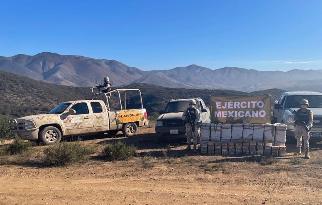 Aseguran más de 400 kilogramos de droga en Baja California | El Imparcial de Oaxaca