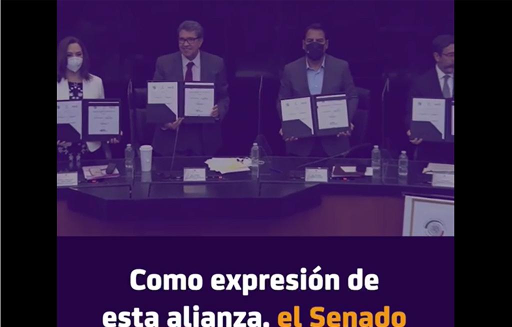 Senado de la República y el INAI signan convenio de colaboración   El Imparcial de Oaxaca