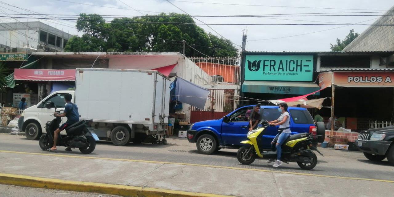 Motociclistas, un riesgo a bordo   El Imparcial de Oaxaca