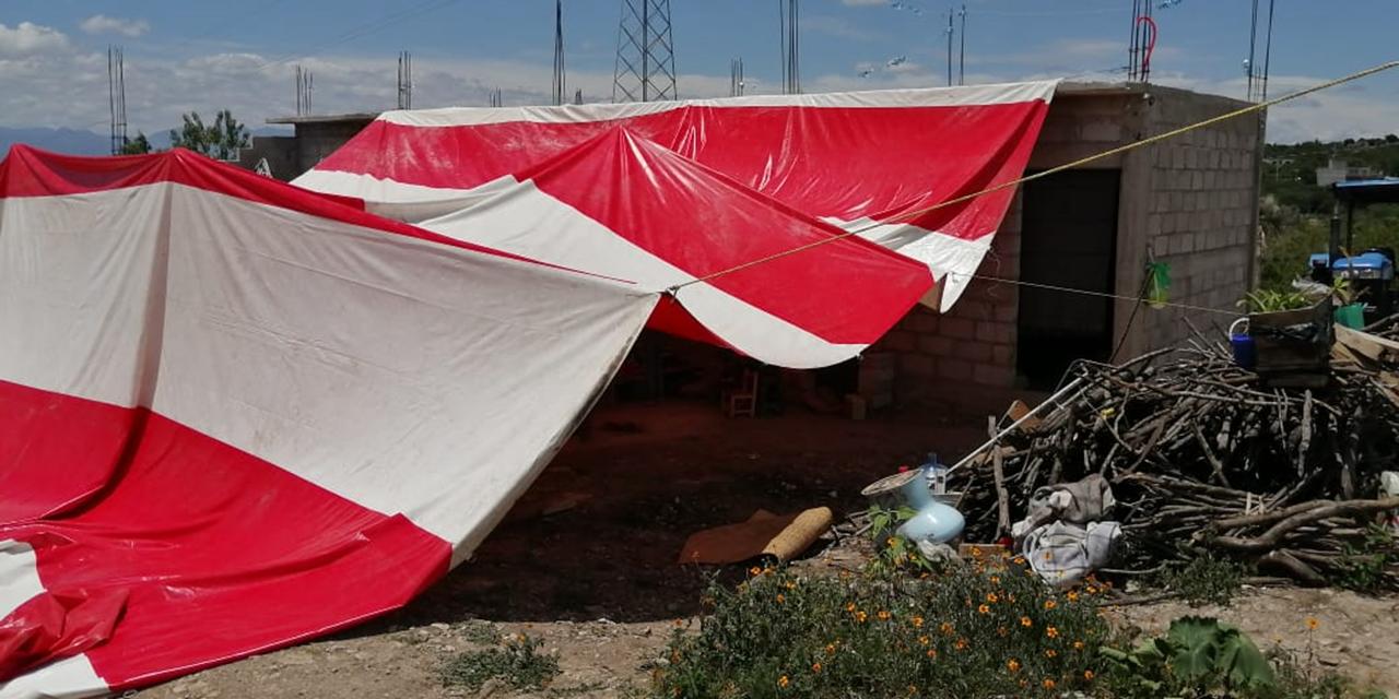 Familias desplazadas de Yutatio viven en condiciones deplorables | El Imparcial de Oaxaca