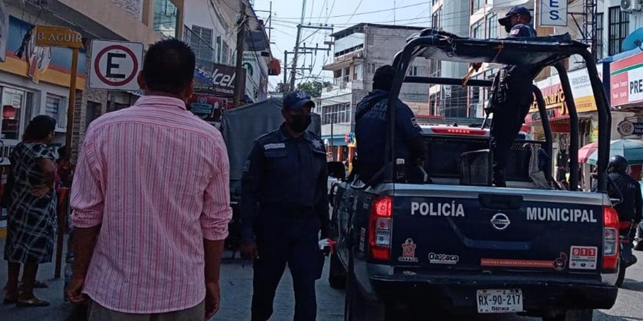 Asaltan a una mujer en el corazón de Pinotepa Nacional   El Imparcial de Oaxaca
