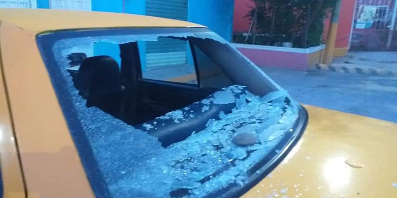 Destrozan 4 autos en Salina Cruz | El Imparcial de Oaxaca