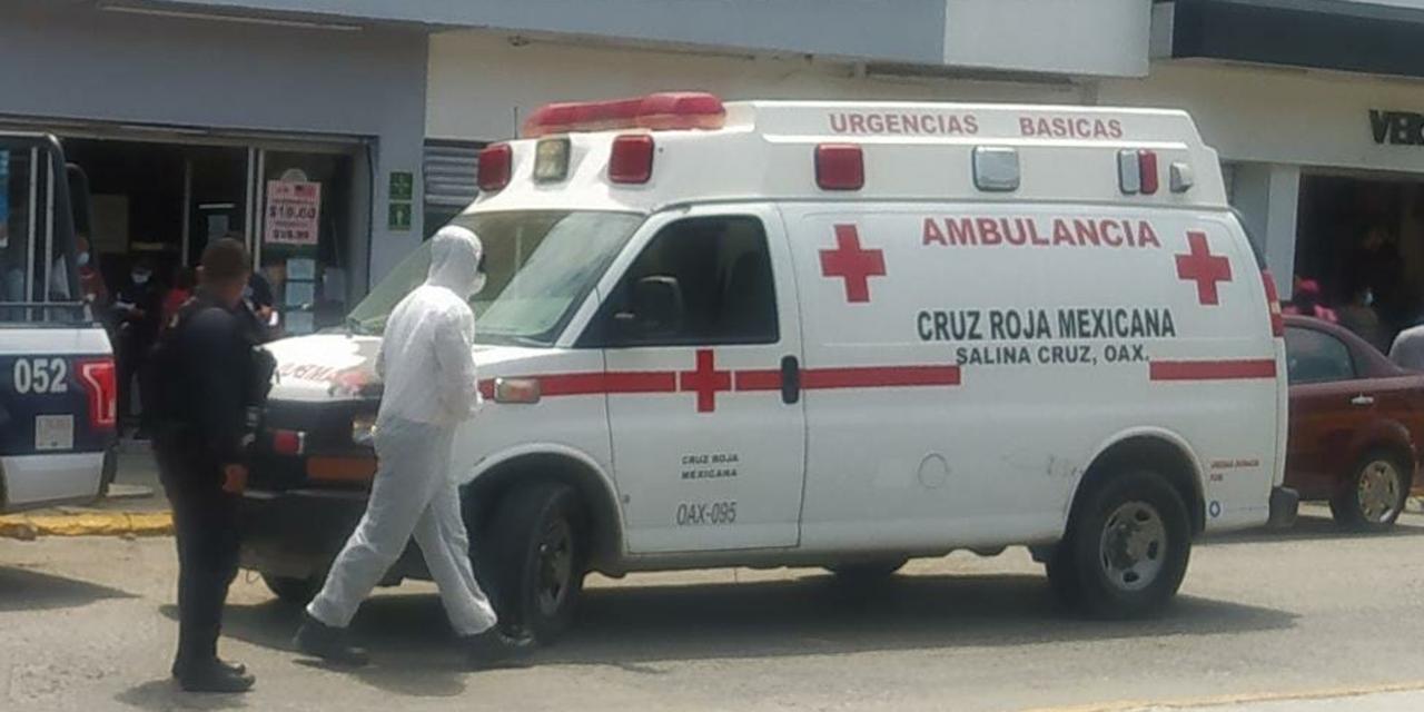 Se desvanece  una empleada en centro comercial de Salina Cruz | El Imparcial de Oaxaca
