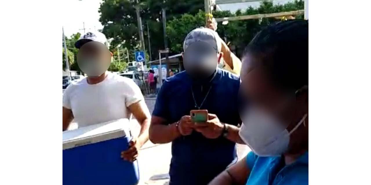 Comerciantes del Istmo se rehúsan a cerrar sus locales | El Imparcial de Oaxaca