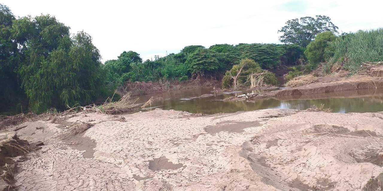 Retoma Río Los Perros cauce original en Xadani   El Imparcial de Oaxaca