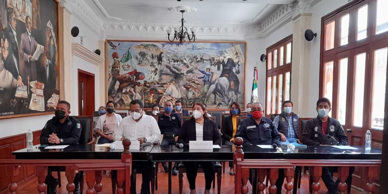 Emplazan a ferieros a desalojar recinto ferial | El Imparcial de Oaxaca