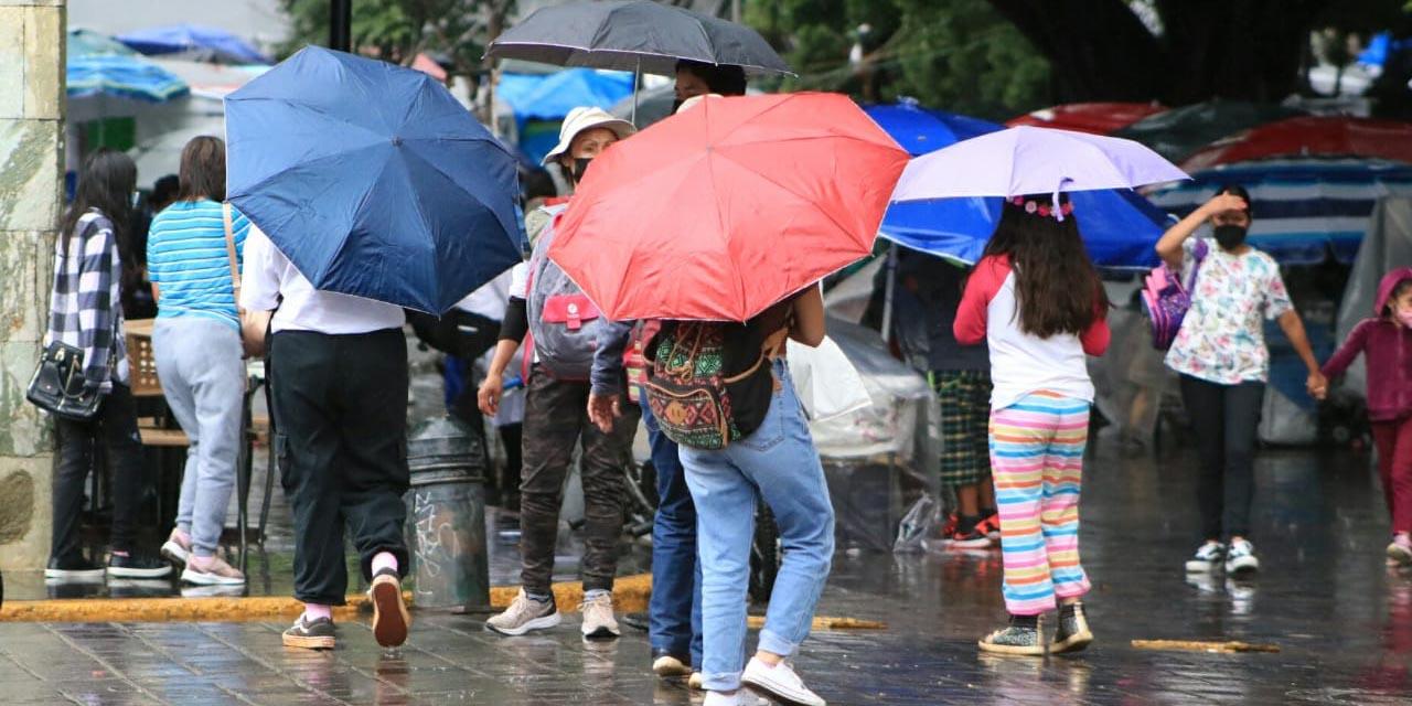 México reporta superávit de lluvias de 5.7 por ciento en lo que va del año   El Imparcial de Oaxaca