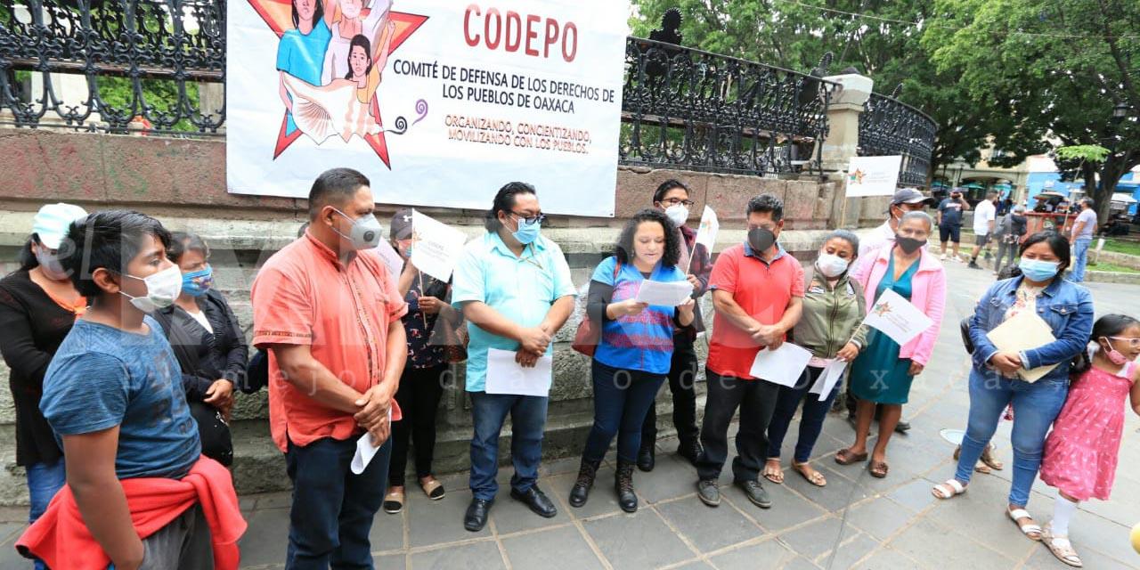 Denuncia defensor de derechos humanos amenazas en su contra | El Imparcial de Oaxaca
