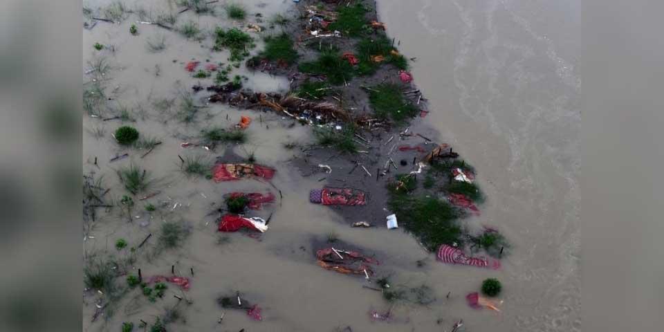 Río Ganges, paso de ser un lugar sagrado a cementerio en India   El Imparcial de Oaxaca
