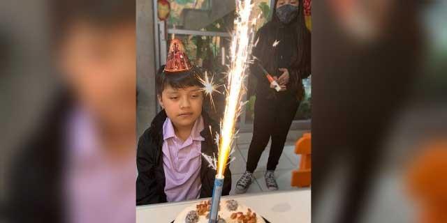 ¡Felices 10 años Óscar! | El Imparcial de Oaxaca