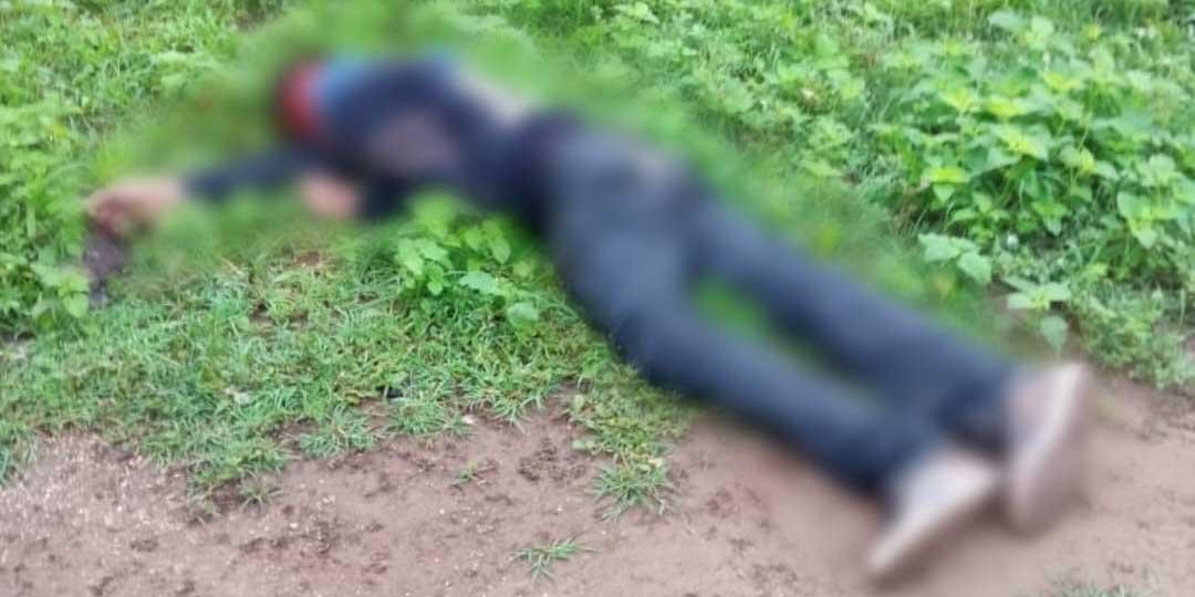 Aparece ejecutado en un terreno baldío   El Imparcial de Oaxaca