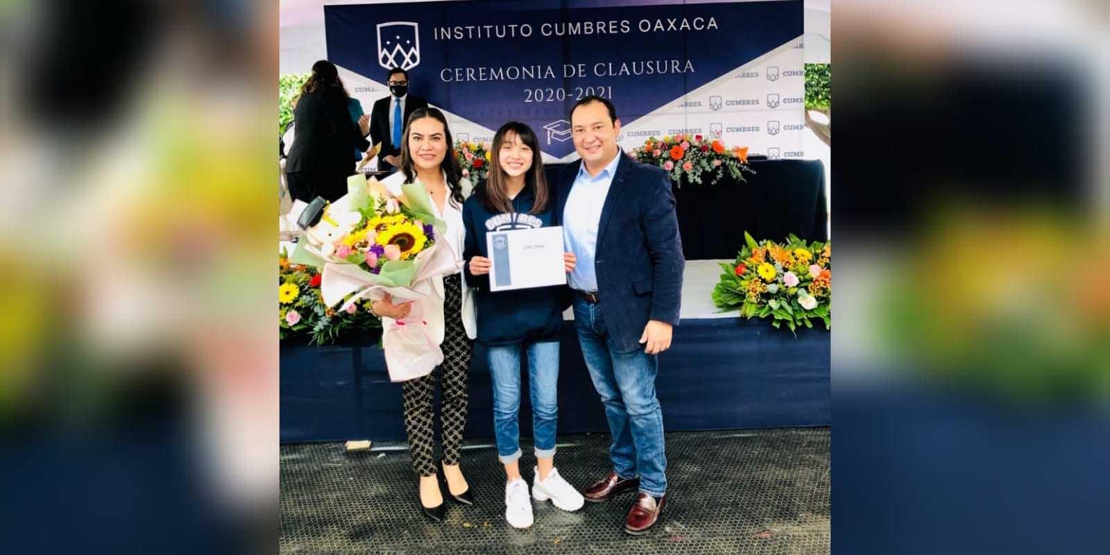 Felicitaciones para Sofía   El Imparcial de Oaxaca