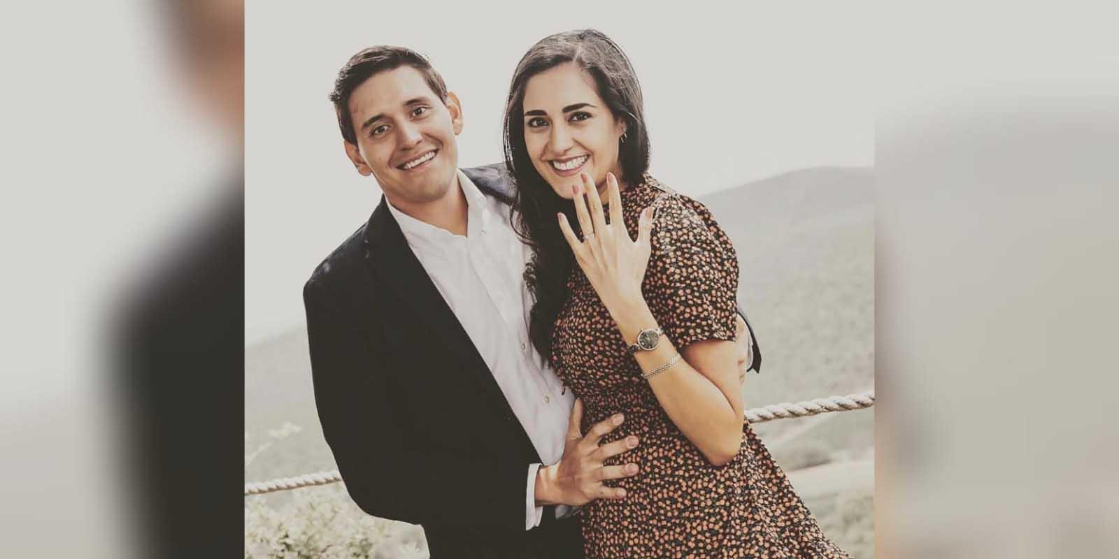 Giovanna & Rodolfo anuncian compromiso   El Imparcial de Oaxaca