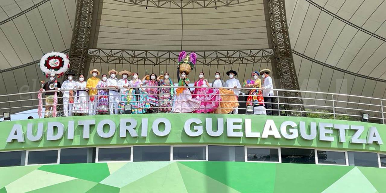 Presentan las actividades de la Guelaguetza 2021   El Imparcial de Oaxaca