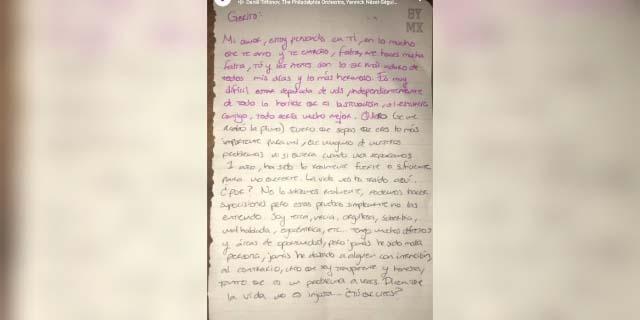 Soy terca, egocéntrica y necia pero no mala persona: Afirma YosStop en carta desde reclusorio   El Imparcial de Oaxaca