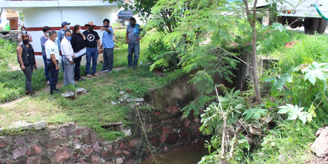 Apoyarán a familias de Infonavit afectadas por inundación en Huajuapan Nathalie Gómez   El Imparcial de Oaxaca