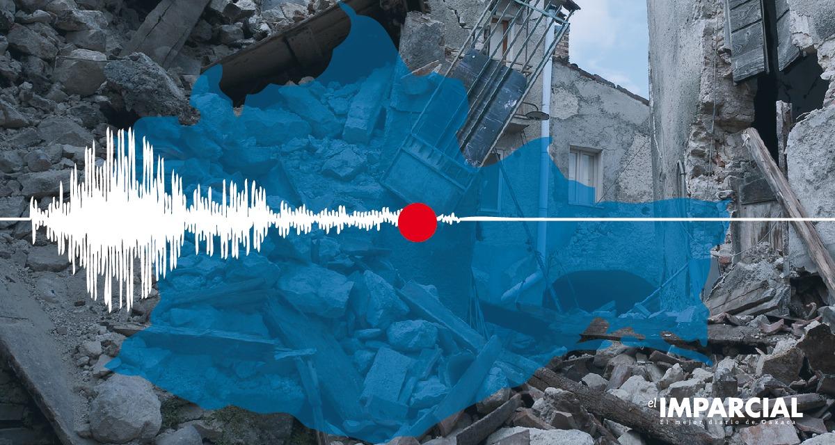 Sismo de magnitud preliminar 4.6 se siente en Oaxaca   El Imparcial de Oaxaca