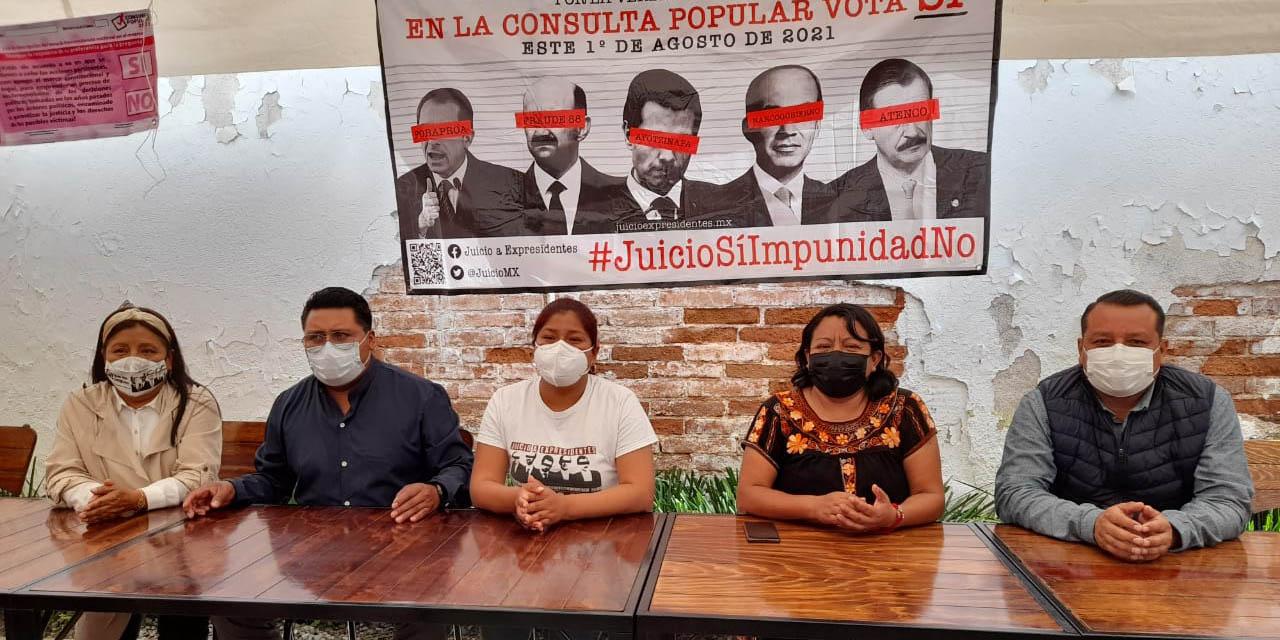 Instalarán 183 mesas receptoras para 'consulta popular' en Huajuapan | El Imparcial de Oaxaca