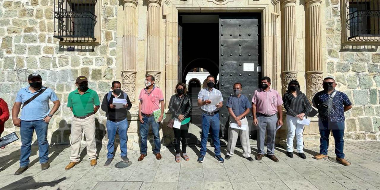 Sindicato Independiente denuncia deuda al fondo de pensiones por parte del municipio de Oaxaca de Juárez | El Imparcial de Oaxaca