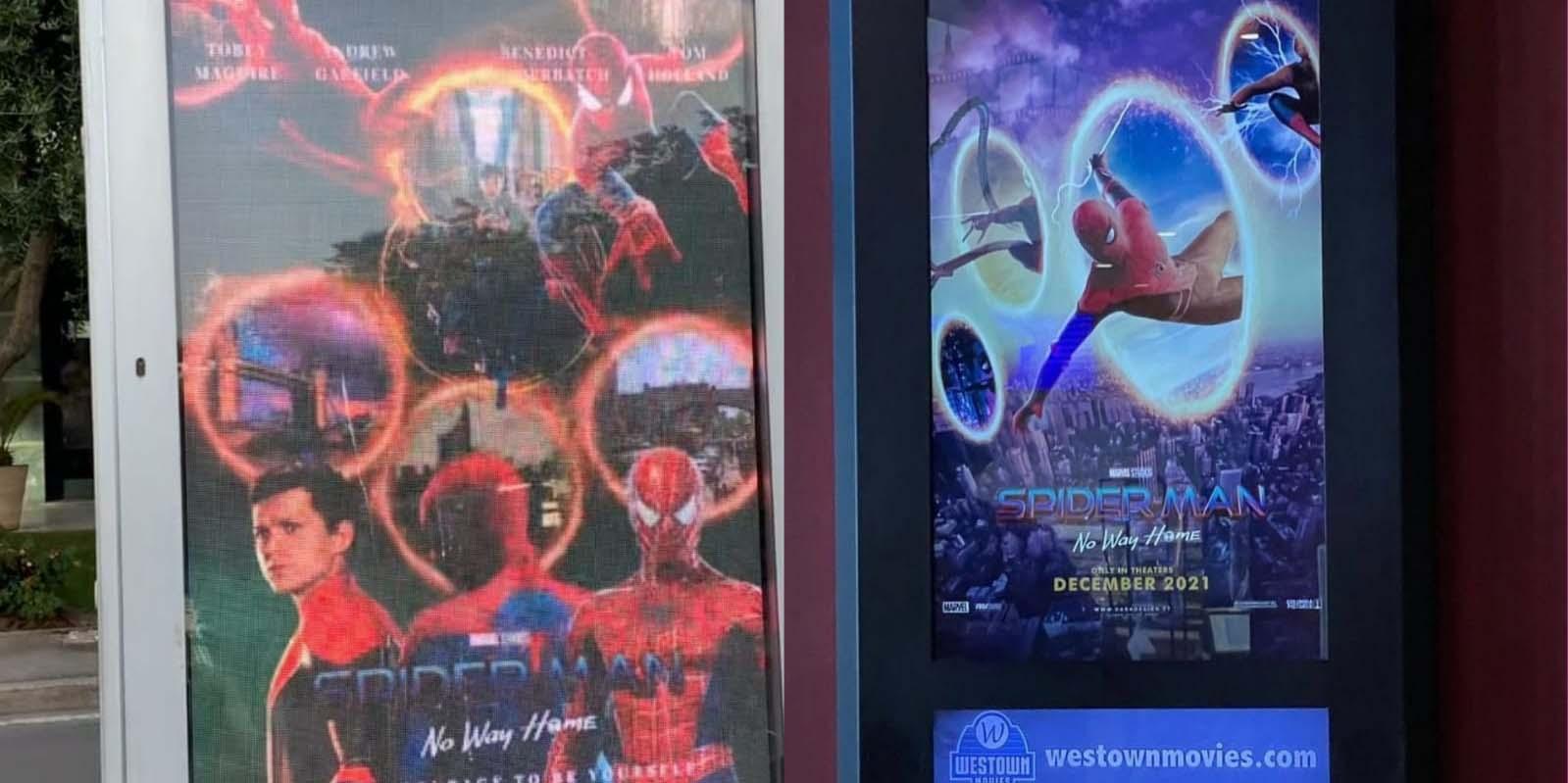 A falta de carteles oficiales de Spider-Man 3, cines crean sus propios carteles | El Imparcial de Oaxaca