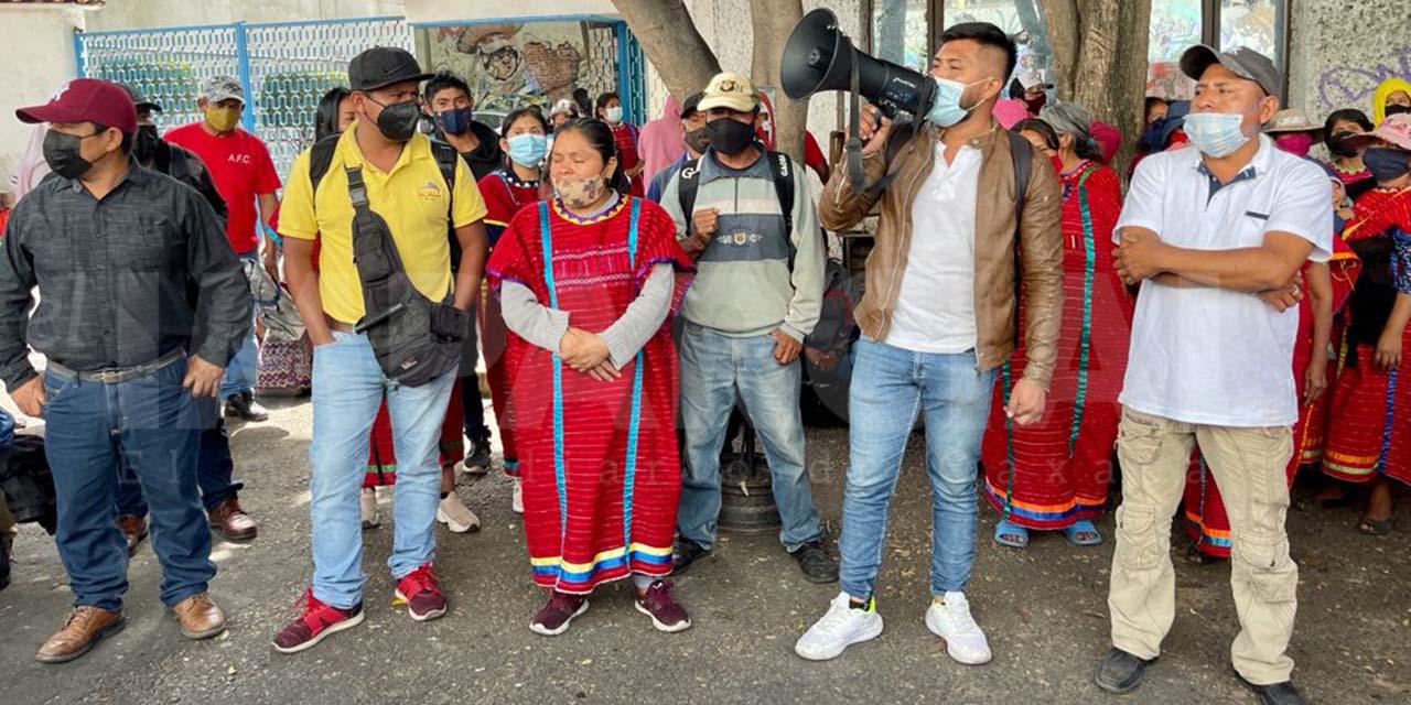 Integrantes del MULTI piden investiguen sobre el desalojo violento en Hacienda Blanca | El Imparcial de Oaxaca