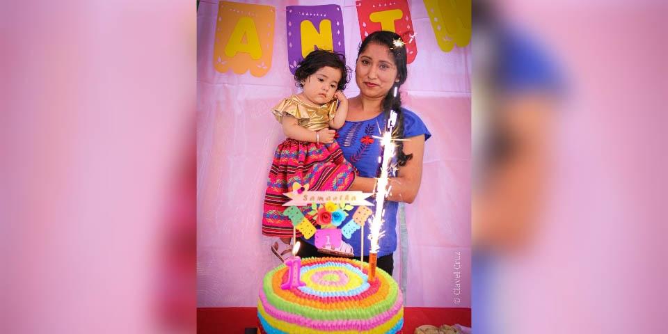 Celebran el primer añito de Samantha   El Imparcial de Oaxaca