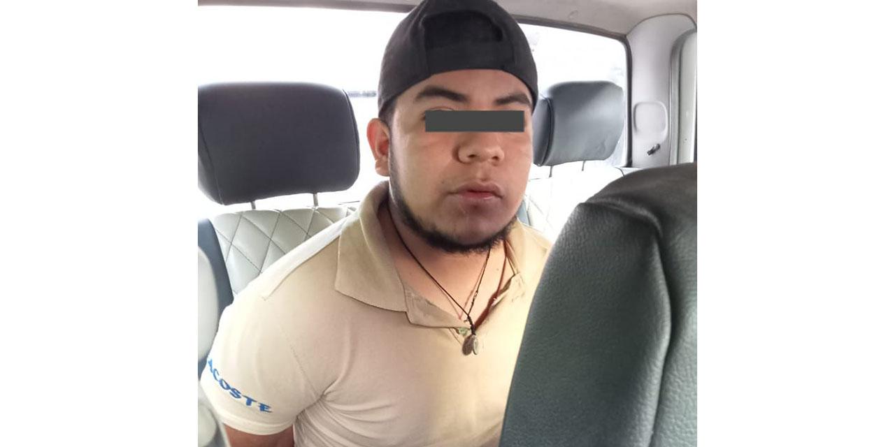 Capturan a presunto ladrón que habría ingresado a casa de la presidenta municipal de Huajuapan | El Imparcial de Oaxaca