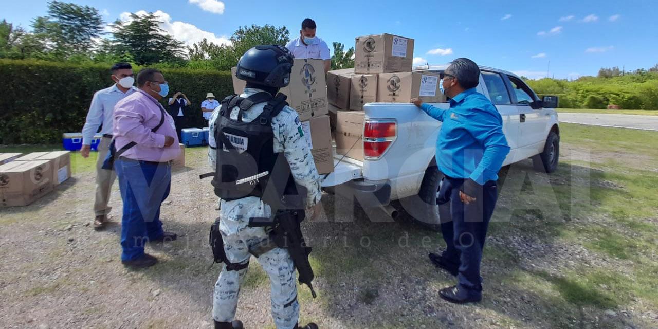 Llegan vacunas contra Covid-19 para mayores de 18 años a Huajuapan de León | El Imparcial de Oaxaca