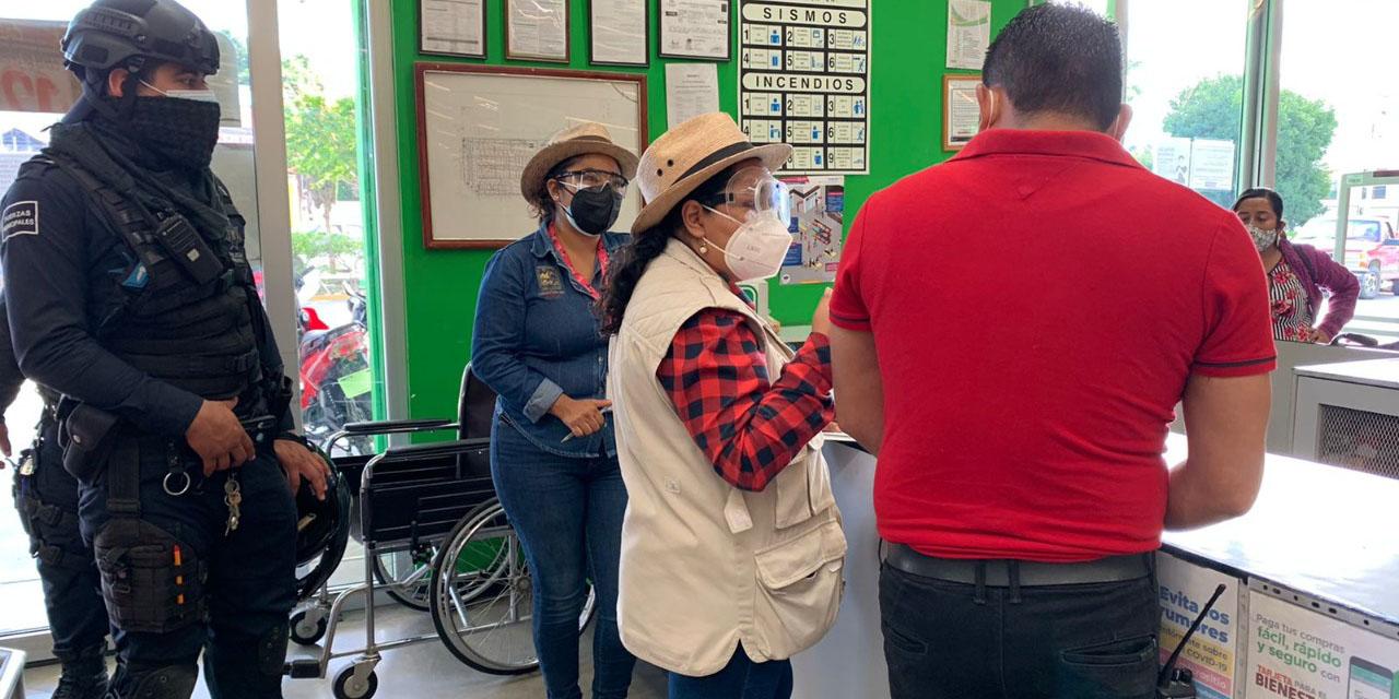 Invitan a vacunarse contra Covid-19 en Huajuapan | El Imparcial de Oaxaca